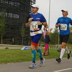 Tallinna Maraton - Sven Lossmann (437), Arttur Heikkilä (913)