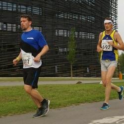 Tallinna Maraton - Antti Pitkänen (377), Anatoli Klisheuski (692)