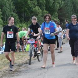 RMK Kõrvemaa Triatlon - Matti Karja (155), Heiki Soome (171), Kerli Kivissaar (389)