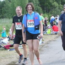 RMK Kõrvemaa Triatlon - Heiki Soome (171), Kerli Kivissaar (389)