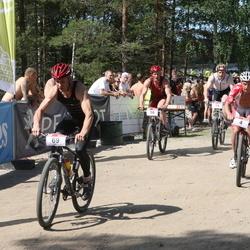 RMK Kõrvemaa Triatlon - Erki Pütsep (4), Marek Tõnismäe (14), Oleg Kovaljov (16), Aivar Veri (69)