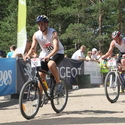 RMK Kõrvemaa Triatlon - Margus Klaan (30), Mart Tilk (33)