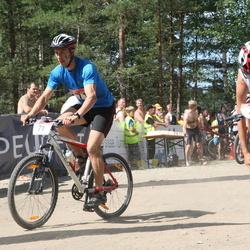 RMK Kõrvemaa Triatlon - Raimond Voolaid (28), Taago Hiiesalu (71)
