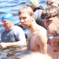 RMK Kõrvemaa Triatlon - Tanel Sõrmus (177), Heigo Sulaoja (201)