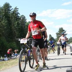 RMK Kõrvemaa Triatlon - Heigo Sulaoja (201), Ardi Pulk (225)