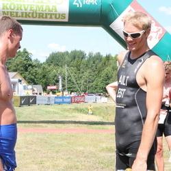 RMK Kõrvemaa Triatlon - Priit Ailt (1), Markko Etverk (6)