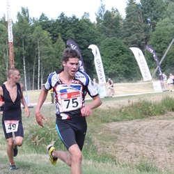 RMK Kõrvemaa Triatlon - Kevin Vabaorg (49), Karel Hussar (75)