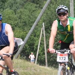 RMK Kõrvemaa Triatlon - Valmer Stalkov (172), Harri Peiker (219)