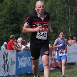 RMK Kõrvemaa Triatlon - Mart Laid (345), Merle Lilleoru (394)