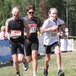 RMK Kõrvemaa Triatlon - Oliver Liiv (511), Merilin Jürisaar (595)