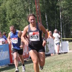 RMK Kõrvemaa Triatlon - Kaido Keelmann (529), Anni Vainola (583)