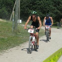 RMK Kõrvemaa Triatlon - Margus Heintalu (27), Kevin Vabaorg (49)