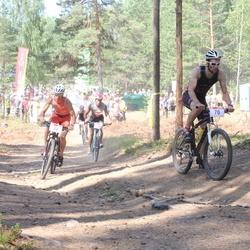 RMK Kõrvemaa Triatlon - Jaanus Undrest (32), Priit Tuisk (70)