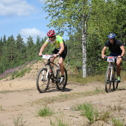 RMK Kõrvemaa Triatlon - Indrek Kose (162), Risto Erik (176), Avo Vaher (193)