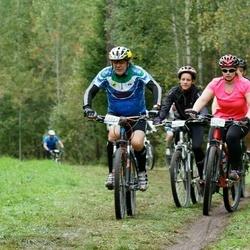 21. Tartu Rattamaraton - Anastassia Gorskova (6085), Mati Saarend (6967)