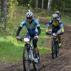 Sportland Kõrvemaa Rattamaraton - Kalle Rassadkin (98), Leivo Sepp (150)