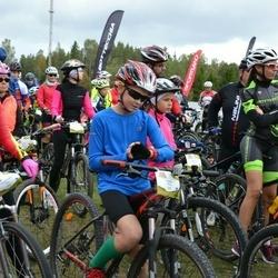 Sportland Kõrvemaa Rattamaraton - Raiko Alliksaar (529), Anna-Liisa Leiten (616)