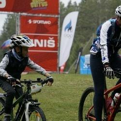 Sportland Kõrvemaa Rattamaraton - Andro Vonk (719), Janar Vonk (720)
