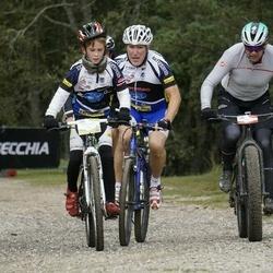 Sportland Kõrvemaa Rattamaraton - Virko Varrik (412), Märt Laansoo Laansoo (646)