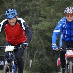 Sportland Kõrvemaa Rattamaraton - Aivar Kubjas (274), Agu Koppa (636)