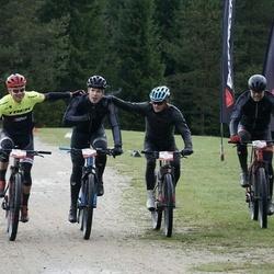 Sportland Kõrvemaa Rattamaraton - Risto Roonet (22), Martin Juksar (197), Kert Olle (341), Maria Hallik (402)