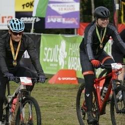 Sportland Kõrvemaa Rattamaraton - Risto Roonet (22), Martin Juksar (197)
