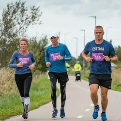 III Ultima Thule maraton - Ave Kupper (306), Margus Pohlak (307), Alvar Kane (339)