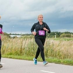 III Ultima Thule maraton - Pille Valk (301), Anna-Maria Tuisk (349)