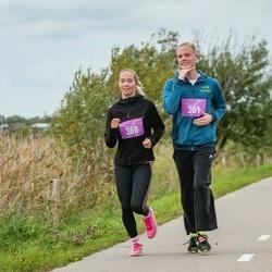 III Ultima Thule maraton - Elise-Maria Trei (360), Sander Berens (361)