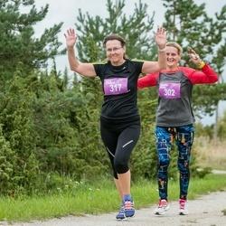 III Ultima Thule maraton - Maaris Hüür (302), Anne Kroman (317)