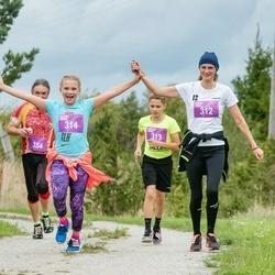 III Ultima Thule maraton - Karin Jõgi (312), Elerin Meier (314)