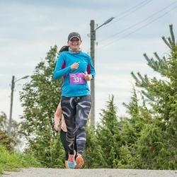 III Ultima Thule maraton - Katrin Lember (331)