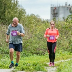 III Ultima Thule maraton - Riivo Vaet (338), Sirli Särev (366)