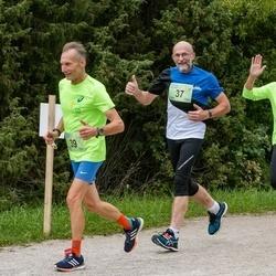 III Ultima Thule maraton - Mati Jams (27), Indrek Ratas (37), Arnold Nõmm (39)