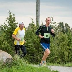 III Ultima Thule maraton - Erik Keerberg (36), Mart Aru (41)