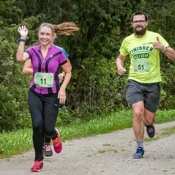 III Ultima Thule maraton - Elis Lessing (11), Andrus Naulainen (51)