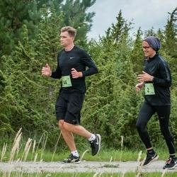 III Ultima Thule maraton - Sven Ersling (2), Hannes Küün (44)