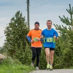 III Ultima Thule maraton - Kuno Kongas (6), Aarne Hõbelaid (8)
