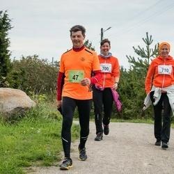 III Ultima Thule maraton - Urmas Raik (47), Egne Kasin (700), Lii Kirves (710)