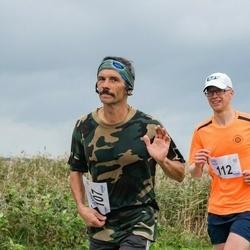 III Ultima Thule maraton - Vladimir Frolov (107), Taavi Tuisk (112)