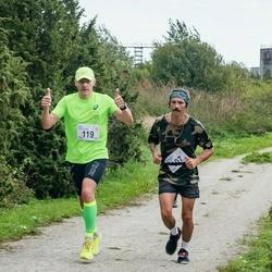 III Ultima Thule maraton - Vladimir Frolov (107), Anti Toplaan (119)