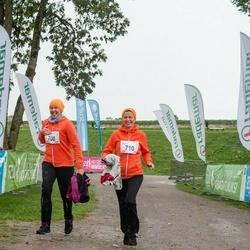 III Ultima Thule maraton - Egne Kasin (700), Lii Kirves (710)