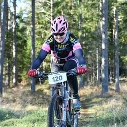 Karujärve Rattamaraton - Jaanika Kurgjärv (120)
