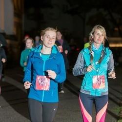 Friday Night Run - Gerli Pärnpuu (592), Keidy Kändra (593)