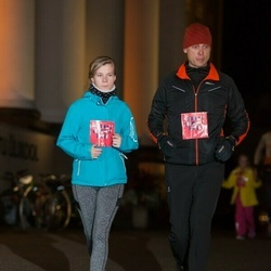 Friday Night Run - Erki Ulm (685), Miia Ulm (686)