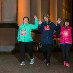 Friday Night Run - Tatjana Bogoljubov (19), Ljudmila Firsova (34), Tatjana Maftuljak (218)