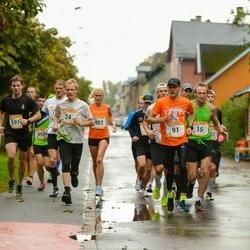 7. Tartu Linnamaraton - Ilmar Ansko (24), Margus Pirksaar (91)