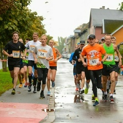 7. Tartu Linnamaraton - Ilmar Ansko (24), Margus Pirksaar (91), Frederick Strachan (597)