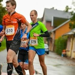7. Tartu Linnamaraton - Kalle Oruaas (579)