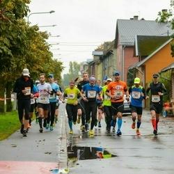 7. Tartu Linnamaraton - Jüri Lember (27), Arno Bachaus (53), Reeda Tuula-Fjodorov (56), Steven Linkov (92), Martin Jõgi (625)